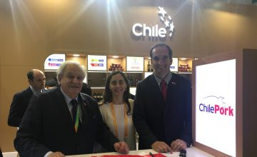 ChileWeek 2018 | China International Import Expo Fair begins
