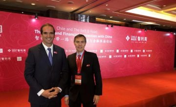 ChileWeek 2018 | With important agreement closes block of activities in Beijing