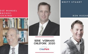 Renowned international experts offer the keys for 2021 in a webinar series organized by ChilePork