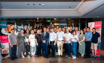 Masterclass de Cocina ChilePork en Shanghai